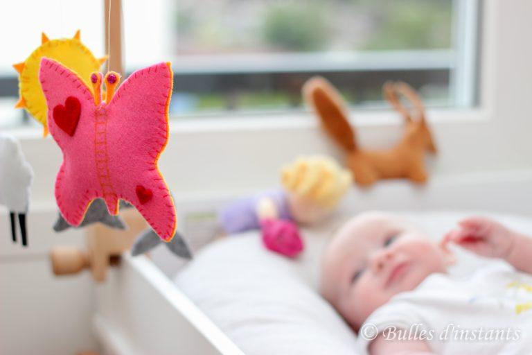 Bébé – Rachel, 2 mois