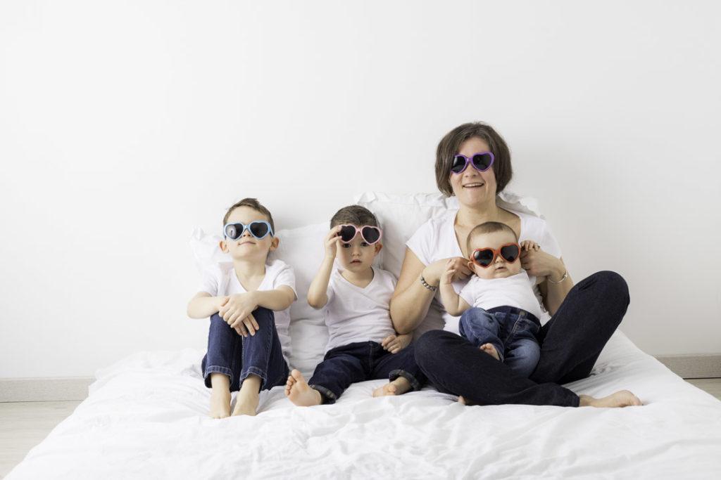 photographe enfant famille cocooning naturel yvelines 78
