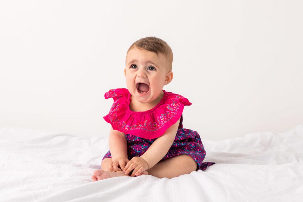 Séance photo bébé au naturel dans les yvelines 78
