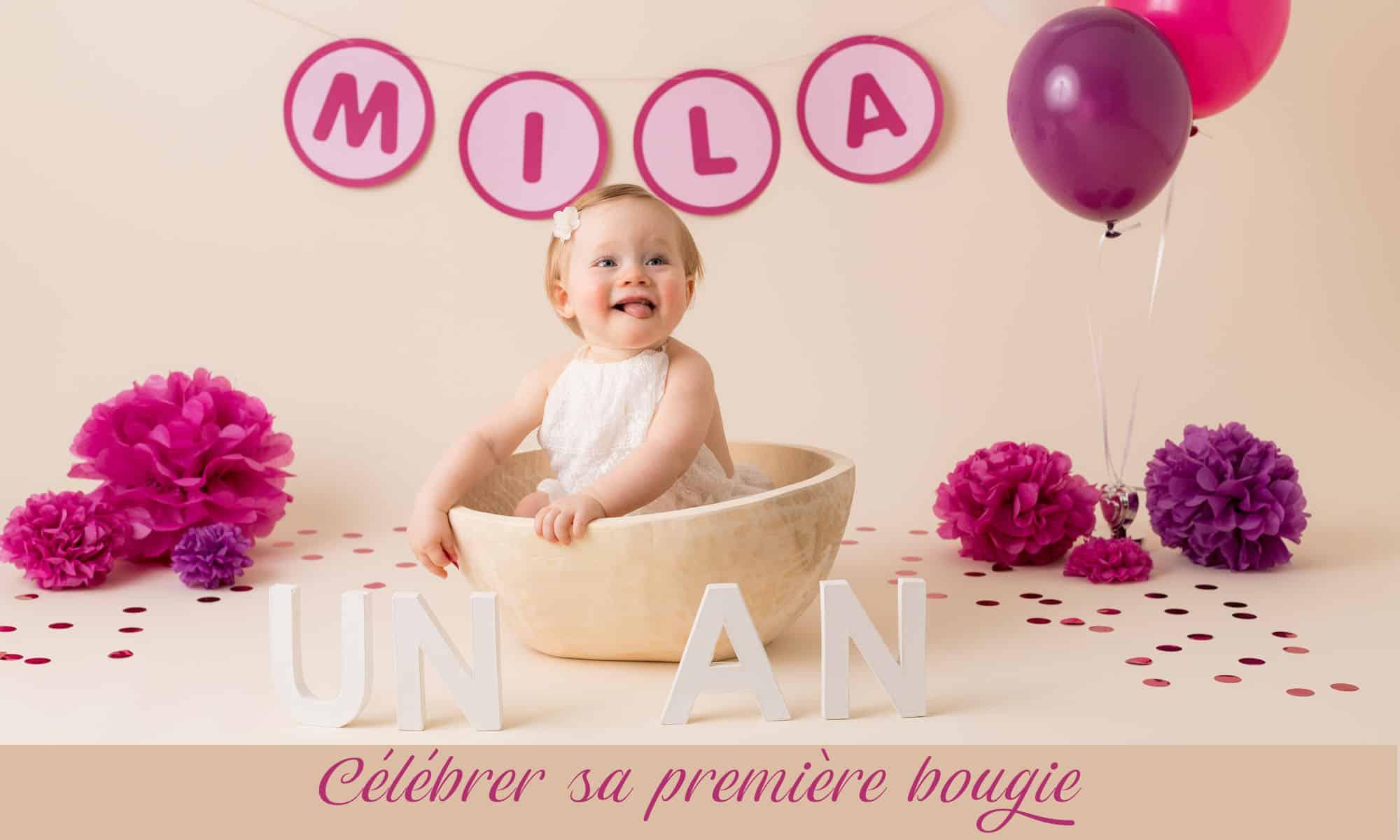 photographe anniversaire bébé smash the cake Yvelines 78