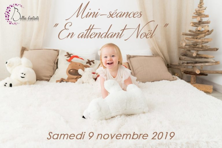Mini Séances photo Noël 2019