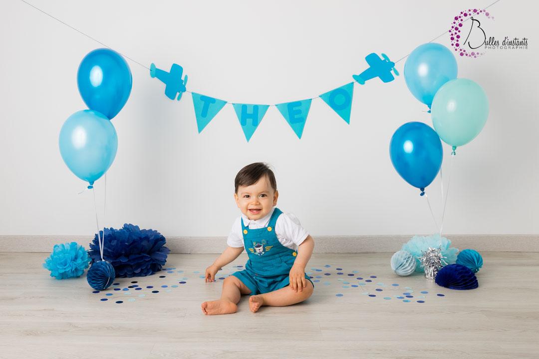 idee originiale photo anniversaire bebe cadeau un an yvelines 78