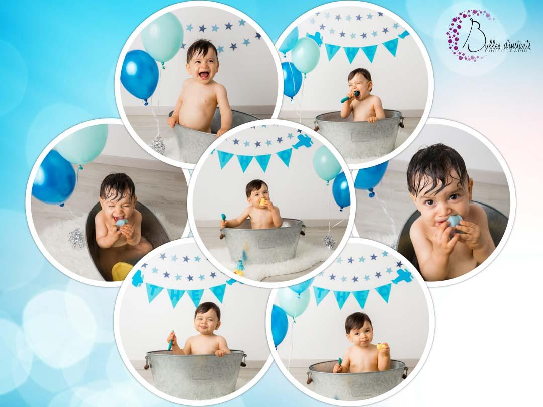 photographe-bebe-anniversaire-bain-yvelines