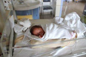 Des photos pour les bébés prématurés dans les Yvelines
