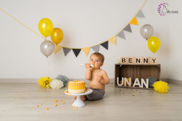 Smash The Cake – Benny