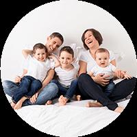 séance photo bébé enfant et famille dans les yvelines